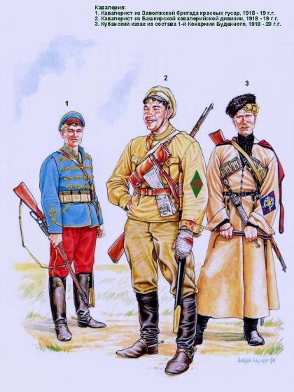 фото 7. Красная армия.