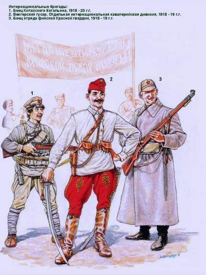 фото 6. Красная армия.