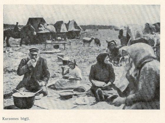 Kurzemes bēgļi