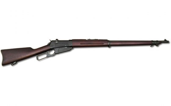 Between 1915 and 1917 approximately 300,000 M1895's were manufactured for the army of Russian Empire,
