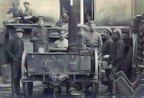 Lauka virtuve 1919