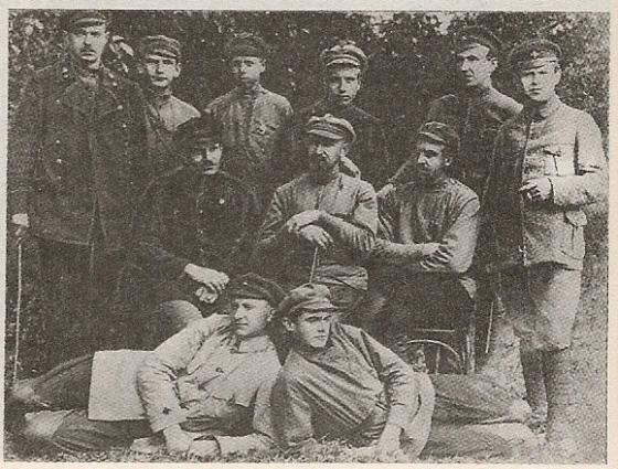 Латышские стрелки, связисты, Южный фронт 1919