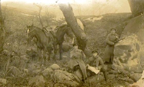4. Vidzemes latviešu strēlnieku pulka izlūki