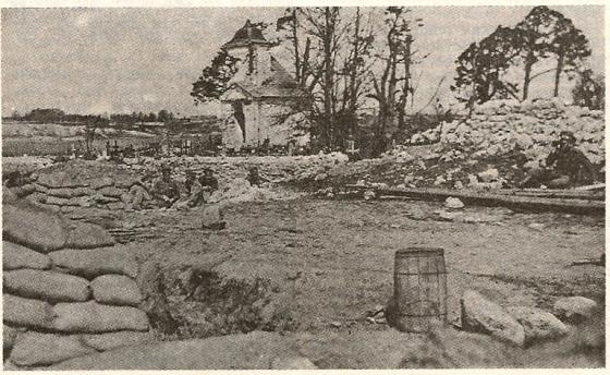 Naves sala, 1916