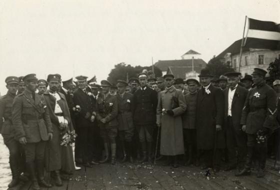 Ventspils Brīvības cīņu laikā 1919.gada 25.jūlijs.