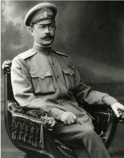 Janis FRANCIS – 2.Rigas latviesu strelnieku bataljona komandieris.