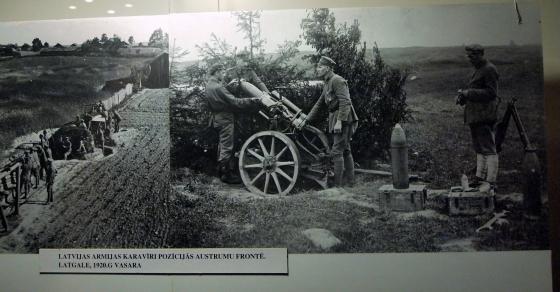 Latvian Civil Fight 53