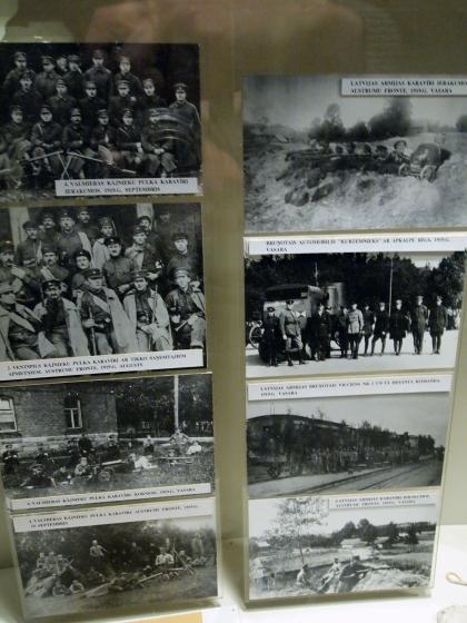Latvian Civil Fight 50