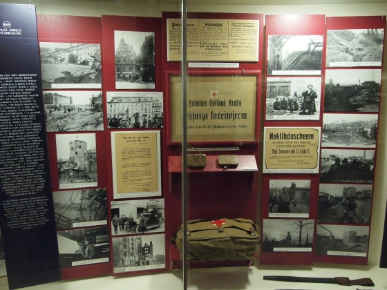 Latvian Civil Fight 39