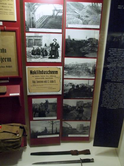Latvian Civil Fight 40