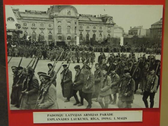 Latvian Civil Fight 17