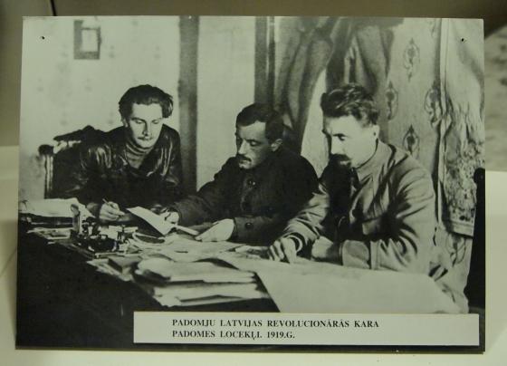 Latvian Civil Fight 12