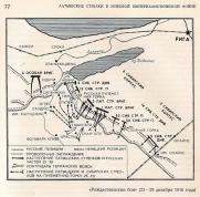 """""""Рождественские бои"""" 23-26 декабря 1916 года"""