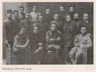 Iskolatstrel 1918-1919.