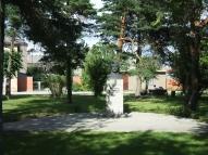 Памятник Роберту Эйдеману в Валке.