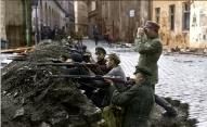 Оборона Риги в ноябре 1919 г. (цвет - Влад Богов, 2014г.)