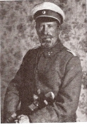 Барон Вильгельм фон Энгельгардт, командир кавалерии Балтийского ландсвера