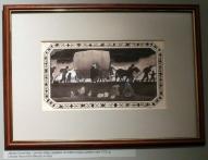"""Беженцы"", на плакате центрального комитета, 1915г."