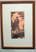 "Екабс Казакс, ""Беженцы"", 1917"