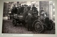 Отъезд из Риги театра Латышского стрелкового полка, 1917г.