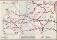 Карта боёв за Советскую Латвию 1918-1919