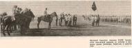 Вручение знамени ВЦИК за разгром Деникина, 1920