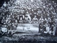 Делегаты съезда 5-й армии. Даугавпилс. 1917 год.