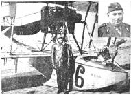 Latvju lidotājiem kuldīdznieks Nikolajs Jevlampjevs