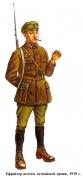 Ефрейтор латвийской армии, 1919