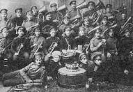 1.Daugavgrīvas latviešu strēlnieku bataljona orķestris