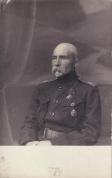 Командир 4-го латышского полка Ansis Zeltiņš.