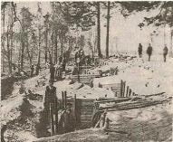 Ložmetējkalns, Пулемётная горка, 1917