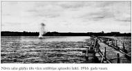 Мост на Остров Смерти, 1916.