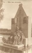 Cēsis I pasaules kara bēgļu un latviešu strēlnieku brāļu kapi