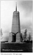 Nāves salā Piemineklis 1920.