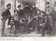 Оскар Калнынь в штабе 1 Восточного фронта