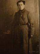 Latviešu strēlnieks. 1915.g 2 foto