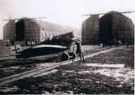 Vaiņode. I pasaules karā izveidots liels lidlauks ar angāriem 1919.gadā kalpoja bermontiešiem