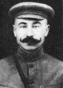 Командир 3-й латышской стрелковой бригады Я. Юдынь