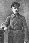 Председатель комитета коммунистической организации латышских стрелков П. Крустынь