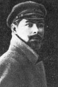 Комиссар 8-го стрелкового полка Советской Латвии А. Приверт