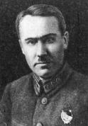 Начальник штаба 1-й бригады 1-й стрелковой дивизии Советской Латвии Т. Кауфелд
