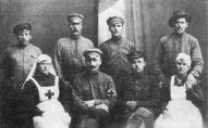 Санитарный отряд полка особого назначения XV армии