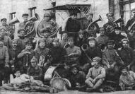 Рота музыкантов Латышской стрелковой дивизии