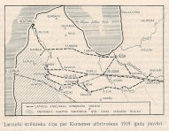 Cīņa par Kurzeme. 1919