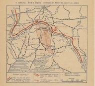 Deņikina sagrāves plāns 1919g