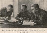 К.Петерсон, А.Петерсон, И.Томашевич.