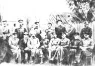 3. latviešu pulka strēlnieki Kaļedina frontē