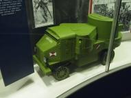"""Броневик """"Лачплесис"""" (макет). Латвийская армия. (1)"""