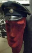Латвийская армия, фуражка.